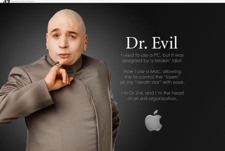 dr evilmac