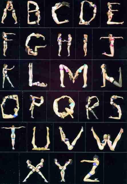 lynx alphabet