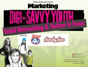 Marketing digi savvy youth