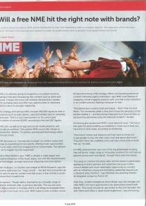 NME print
